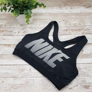 Nike Dri-Fit Racerback Sports Bra, Medium